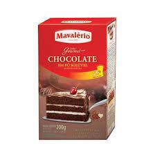 CHOCOLATE PÓ 32% MAVALERIO