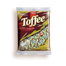 BALA TOFFEE SORTIDA 600G