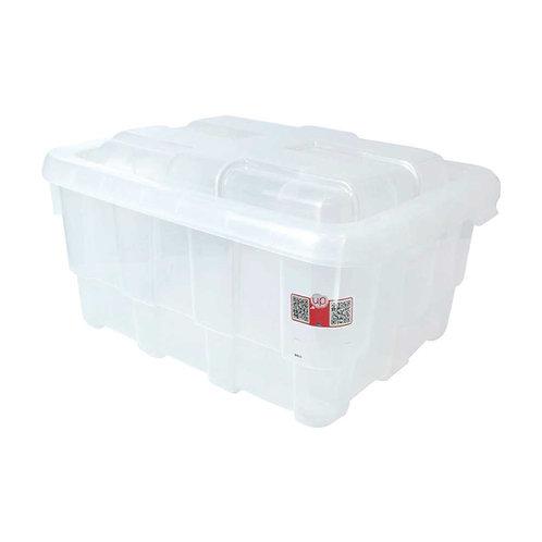 CAIXA BOX FORT 44 LITROS PLASUTIL