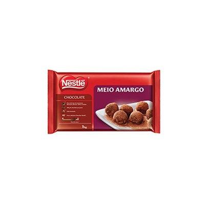 Chocolate meio amargo Nestlé