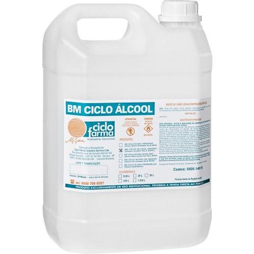 ALCOOL ETILICO 92,8  6 LTS