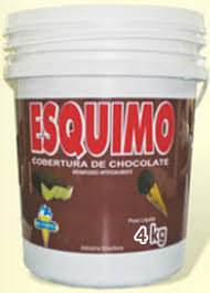 COB ESQUIMO CHOCOLATE 4KG