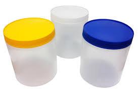 POTE PLAST C/ROSCA  3KG MEL