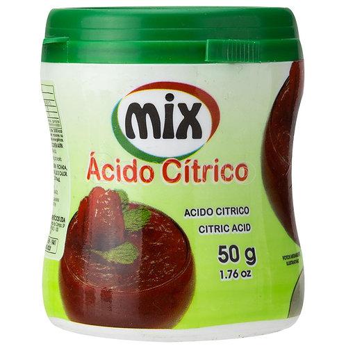 ACIDO CITRICO 50G MIX