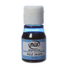 CORANTE MIX 10ML AZUL JEANS