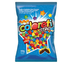 COLORETI STAR 500G