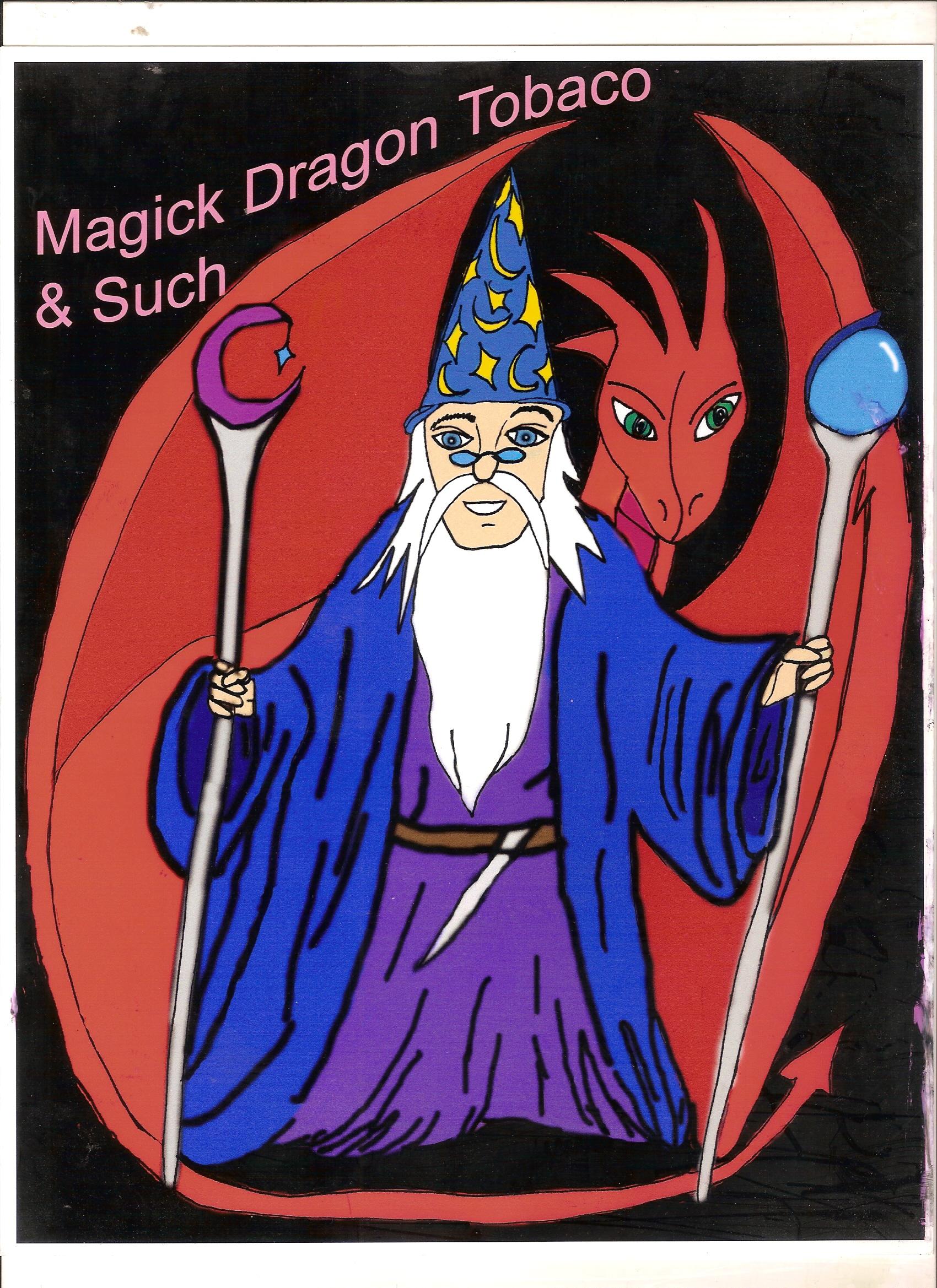 Magick Tobacco