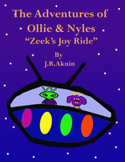 Ollie and Nyles Book cover2