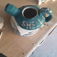 Shellton Tea Pot