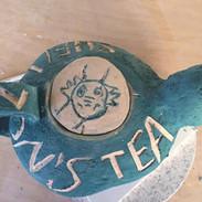 Shellron Tea Pot