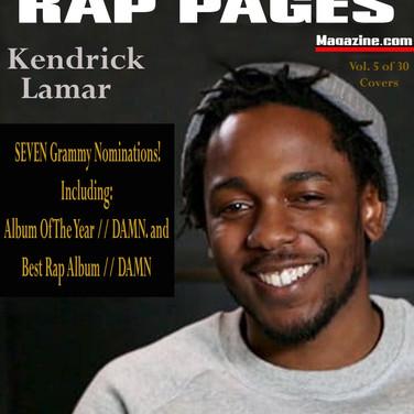 Kendrick Lamar -Rappagestv.com