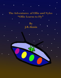 Ollie and Nyles Book cover 4