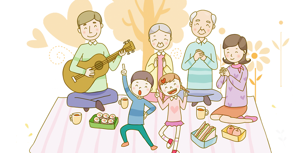 Al Ha'Aish Israeli Style Family Picnic/Acts of Kindness Day
