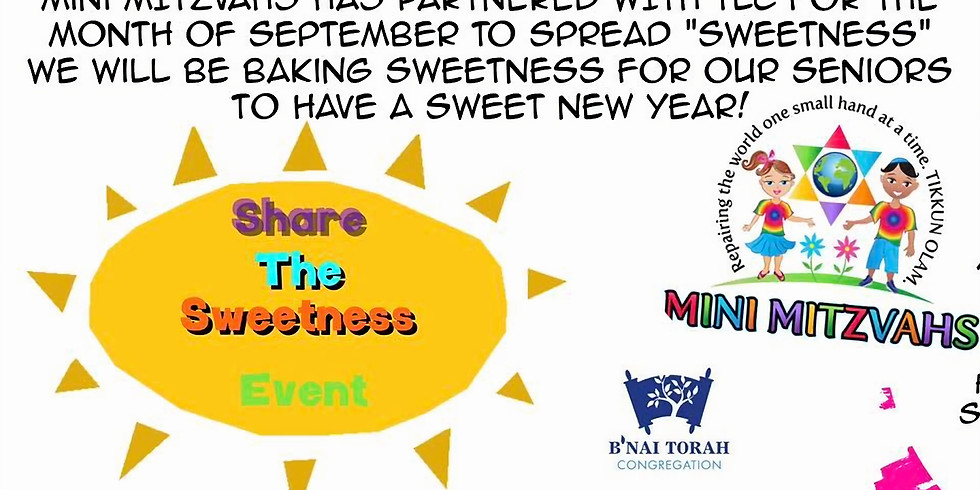 Share the Sweetness Event