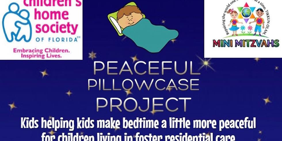 Peaceful Pillowcase Event