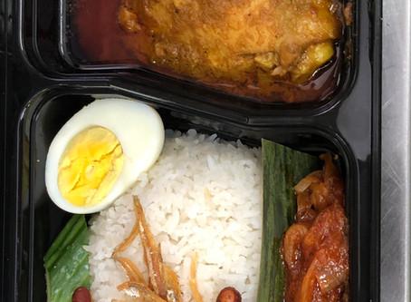 Authentic Malaysian Nasi Lemak