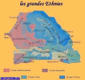 Sénégal, pays de diversité culturelle
