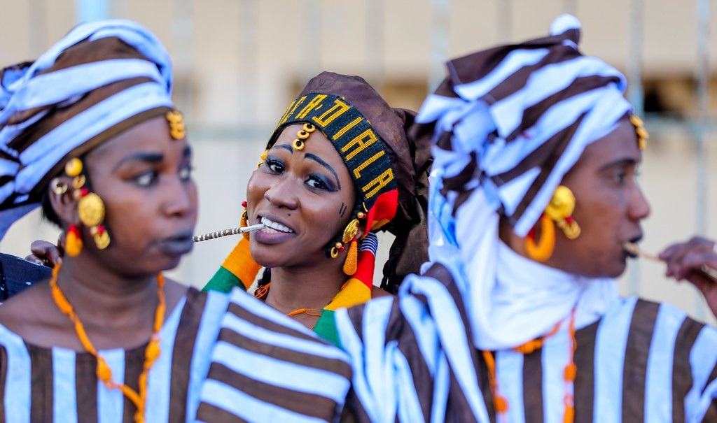 Femmes Soninké wagadou jiida