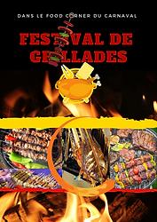 Festival de grillages duu Grand Carnaval de Dakar