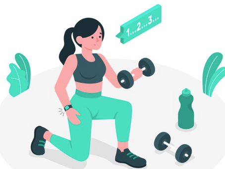 Who Said Exercise Can't Be Mindfulness Training?