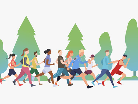 How To Get Better at Running…Without Running