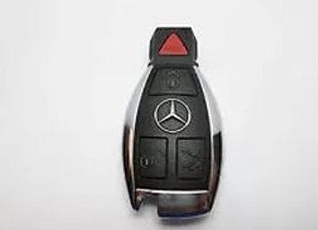 Mercedes. 3+1 кнопка,  315 MHz.