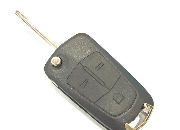 Ключ для Opel Antara, 3 кнопки