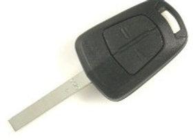 Ключ для Opel Astra H, Zafira B. Valeo.  433MHz.