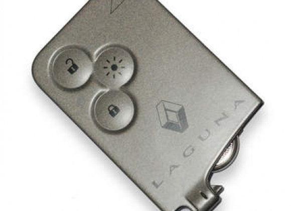 Renault Laguna по 2007. Keyless Go.