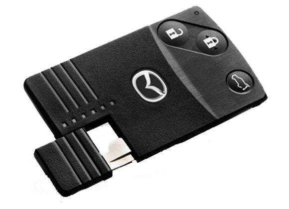Смарт ключ  для Mazda CX 9  Keyless Go.  433 MHz.