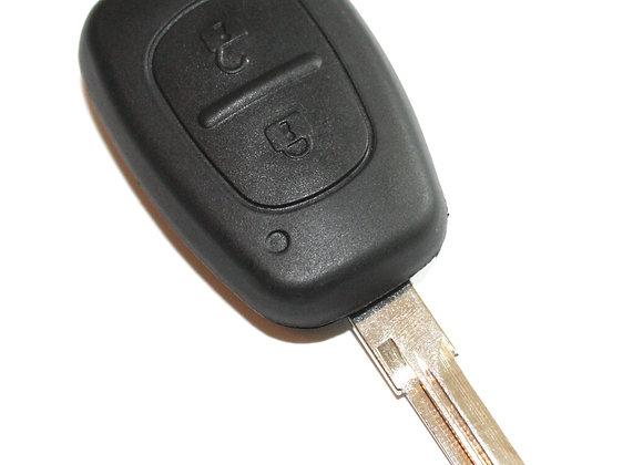 Заготовка ключа для автомобилей Renault