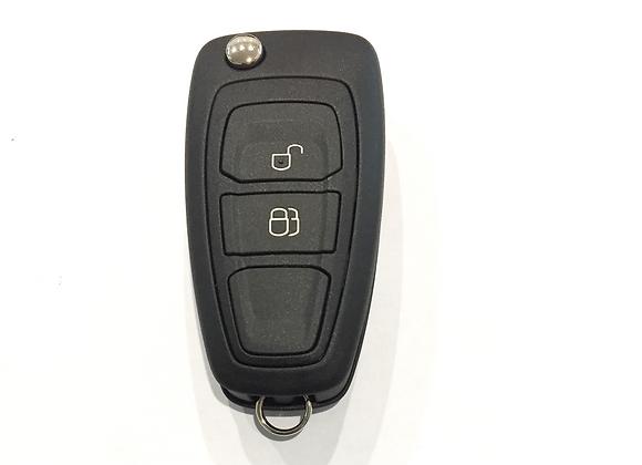 Ford Ecosport, 2-х кнопочный, 433MHz