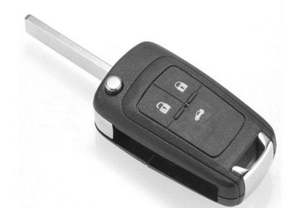Ключ для Opel Astra J  2010 года. Valeo 13574867