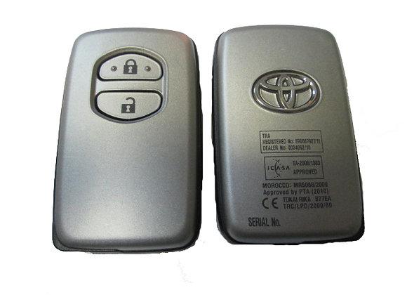 Toyota LC200 c 2008 по 2010. 433MHz