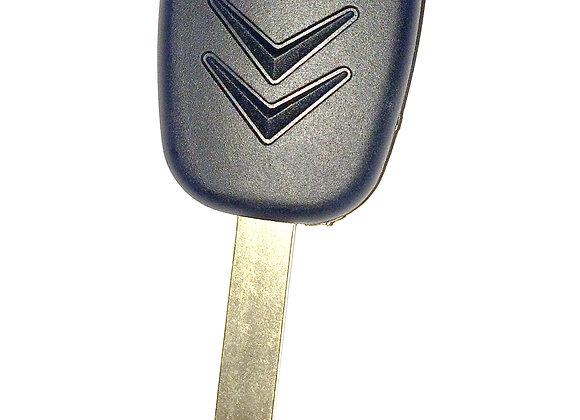 Заготовка ключа с местом под чип VA2.