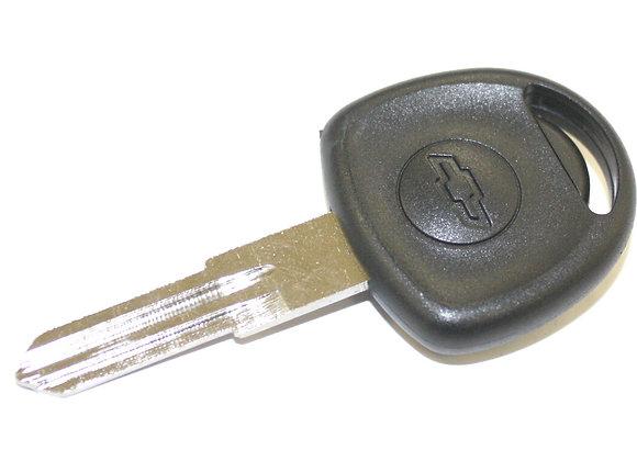 Ключ для Chevrolet с местом под чип