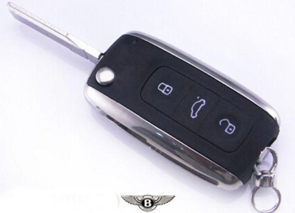 Bentley Continental GT,  315 MHz, Panic