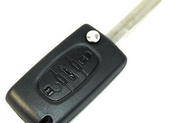 Ключ для Peugeot 407 c 2004 по 2008 г.