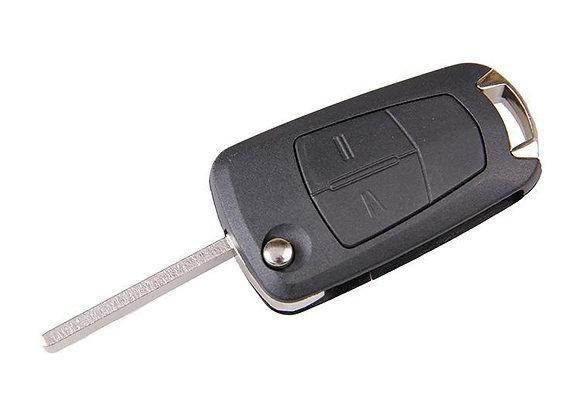 Ключ для Vectra C  2 кнопки 433 MHz