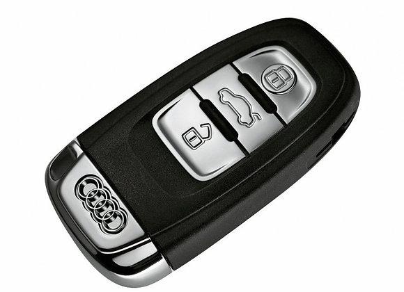 Audi A4, A5, A6, A7, A8, Q5 2008+   434 MHz.