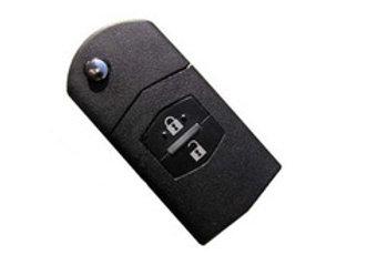 Ключ для MAZDA 6 WAGON до 2008 г.,433 MHZ., 4D63.