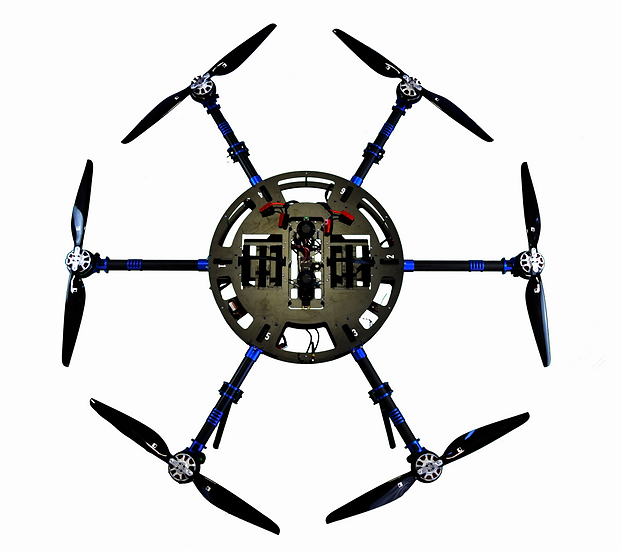 Heavy Lift Multirotor - Hexacopter