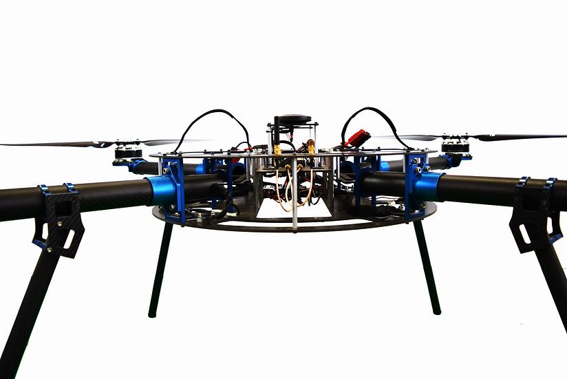 Heavy Lift Multirotor - Quadcopter