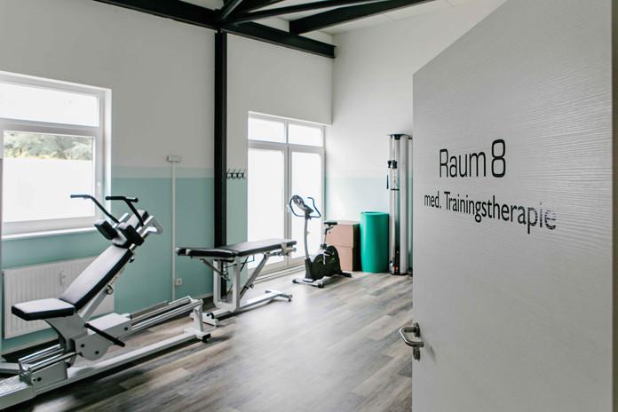 KG Raum - Physiobergmann