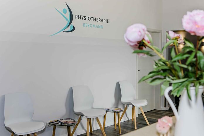 Wartebereich Physiobergmann