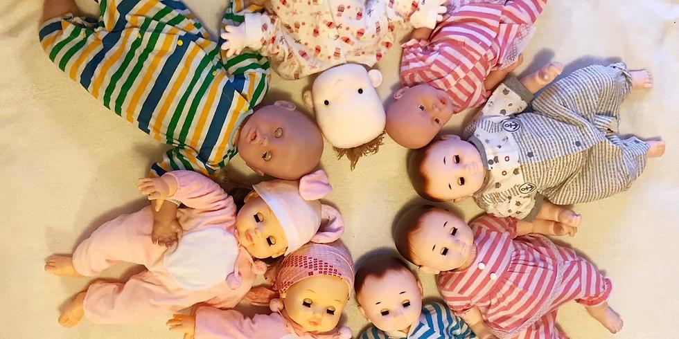 【満席・終了】乳幼児のためのラヴィングタッチケア指導者・LBTインストラクターシェア会