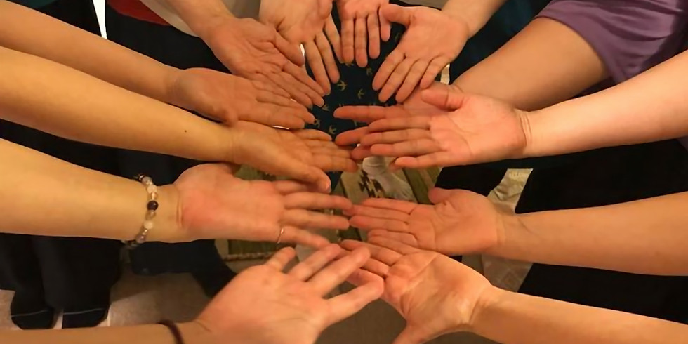 【満席・終了】ラヴィングタッチケア基礎The Awareness of Loving Touchcare®講座 第9期