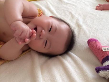 乳幼児のためのラヴィングタッチケア指導者講座、受付開始!