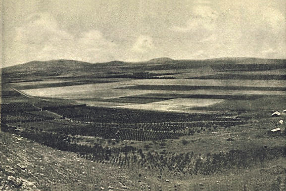 Jezreel-Tal 1910