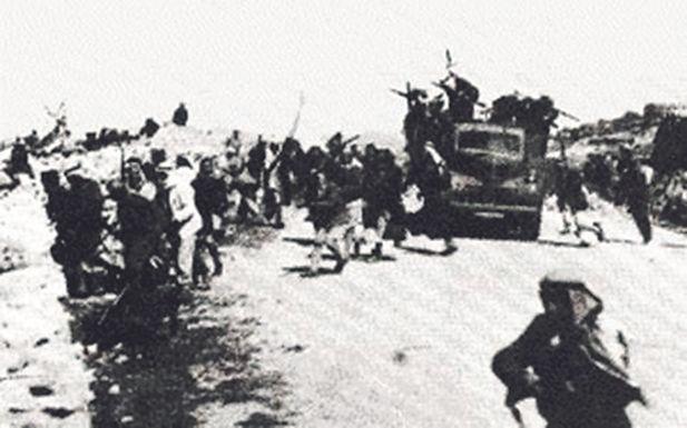 Überfall auf Konvoi